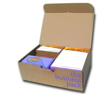 Single Sided Business Pack